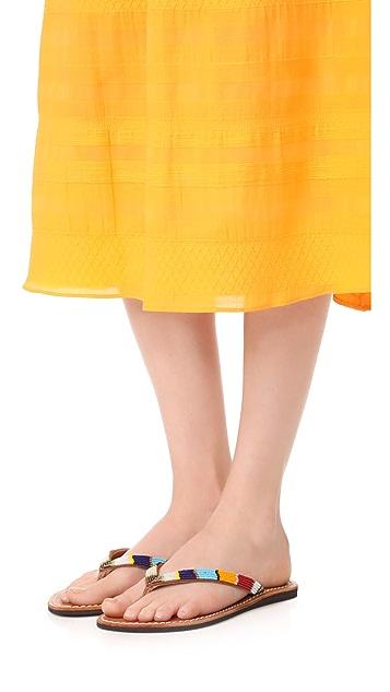 Laidback London Seri Thong Sandals