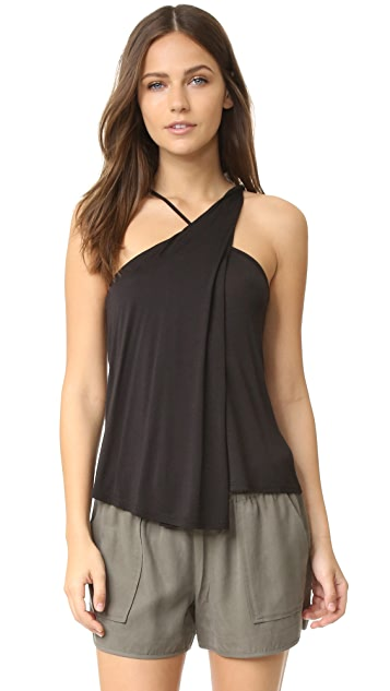Lanston Twist Halter Top