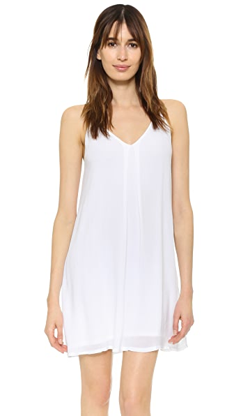 Lanston Woven Cami Dress - White at Shopbop