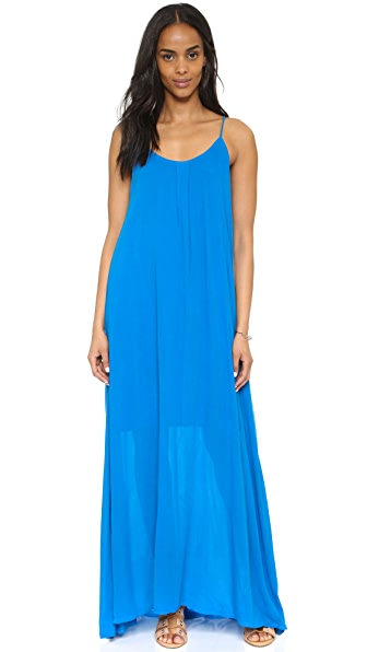 Lanston Woven Cami Dress - Cerulean at Shopbop