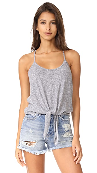 Lanston Tie Tank - Heather