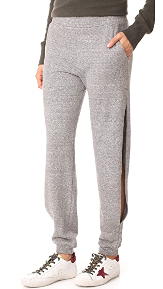 Side Slit Sweats