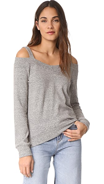 Lanston Off Shoulder Pullover