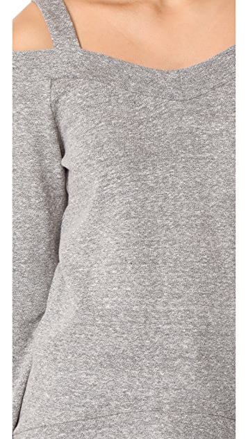 Lanston Off Shoulder Pullover
