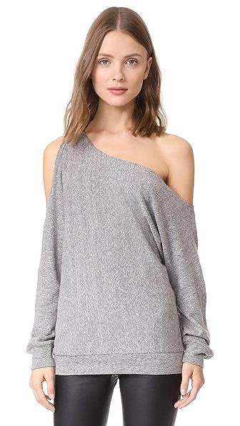 Lanston One Shoulder Pullover at Shopbop