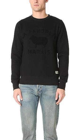 La Panoplie Sheep Sweatshirt