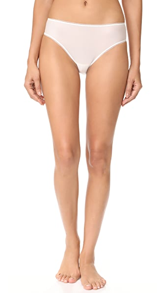 La Perla Daphne Medium Briefs - Off White