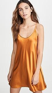 La Perla Шелковая комбинация-сорочка