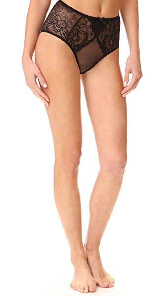 L'Agent by Agent Provocateur Leola High Waisted Briefs