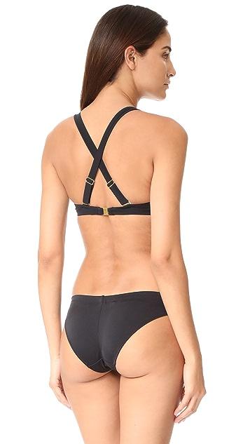 L'Agent by Agent Provocateur Hailiey Bikini Top