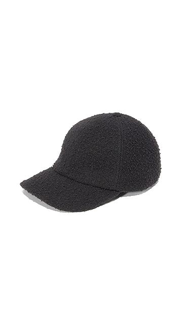 Larose Casentino Wool Baseball Cap