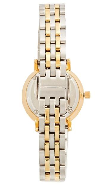 Larsson & Jennings Lugano Small 5 Link Watch
