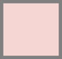 Silver/Pale Pink/Deep Red
