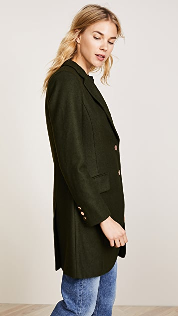 LAVEER Long Sharp Jacket