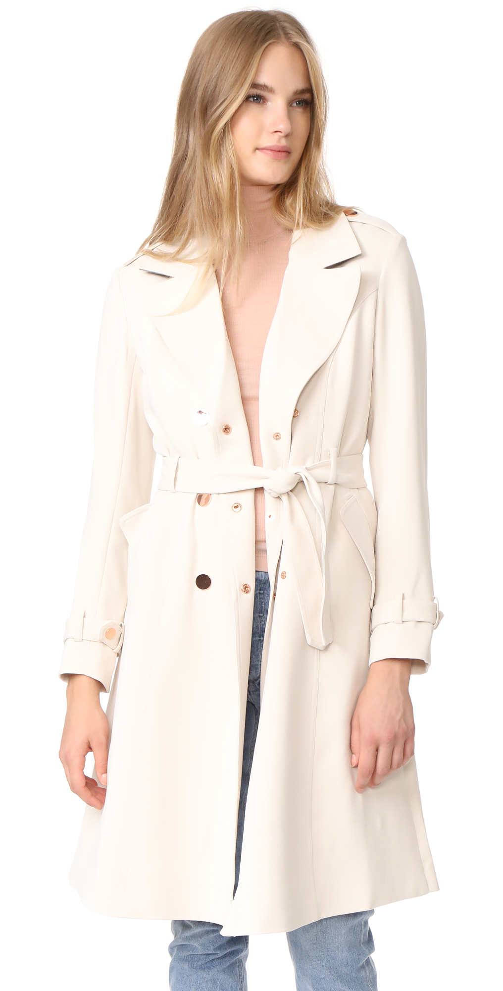 Angelina Trench Coat LAVEER