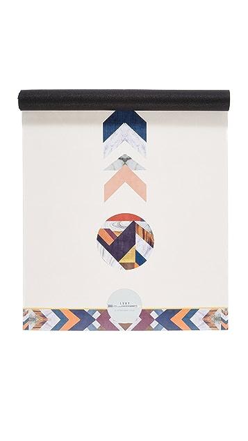 La Vie Boheme Yoga Sphere Hot Towel Mat
