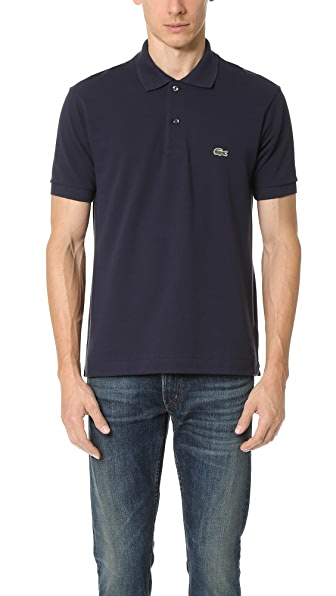 Lacoste Short Sleeve Classic Polo Shirt