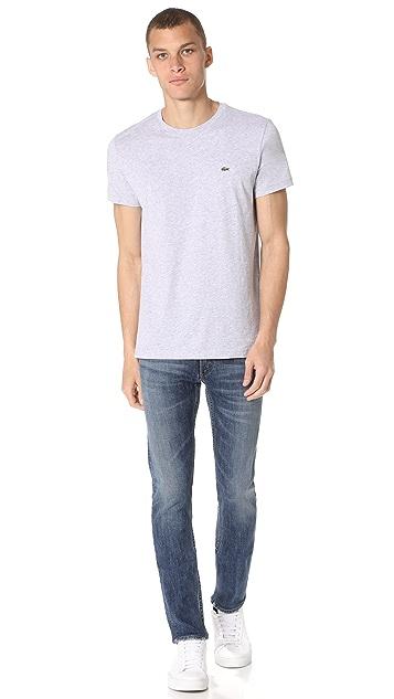 Lacoste Pima Jersey T-Shirt