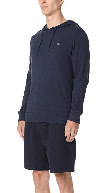 Lacoste Hooded Tee