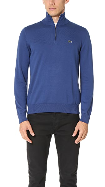 Lacoste 1/4 Zip Sweater