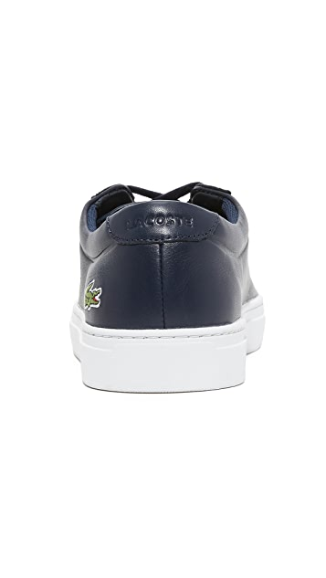 Lacoste L. 12.12 Leather Sneakers