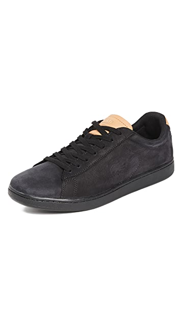 Lacoste Carnaby EVO Suede Sneakers