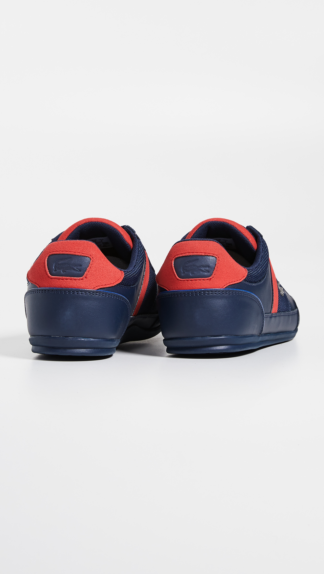 Lacoste Chaymon 318 1 Sneakers East Dane D Island Shoes Moccasine Slip On Suede Blue