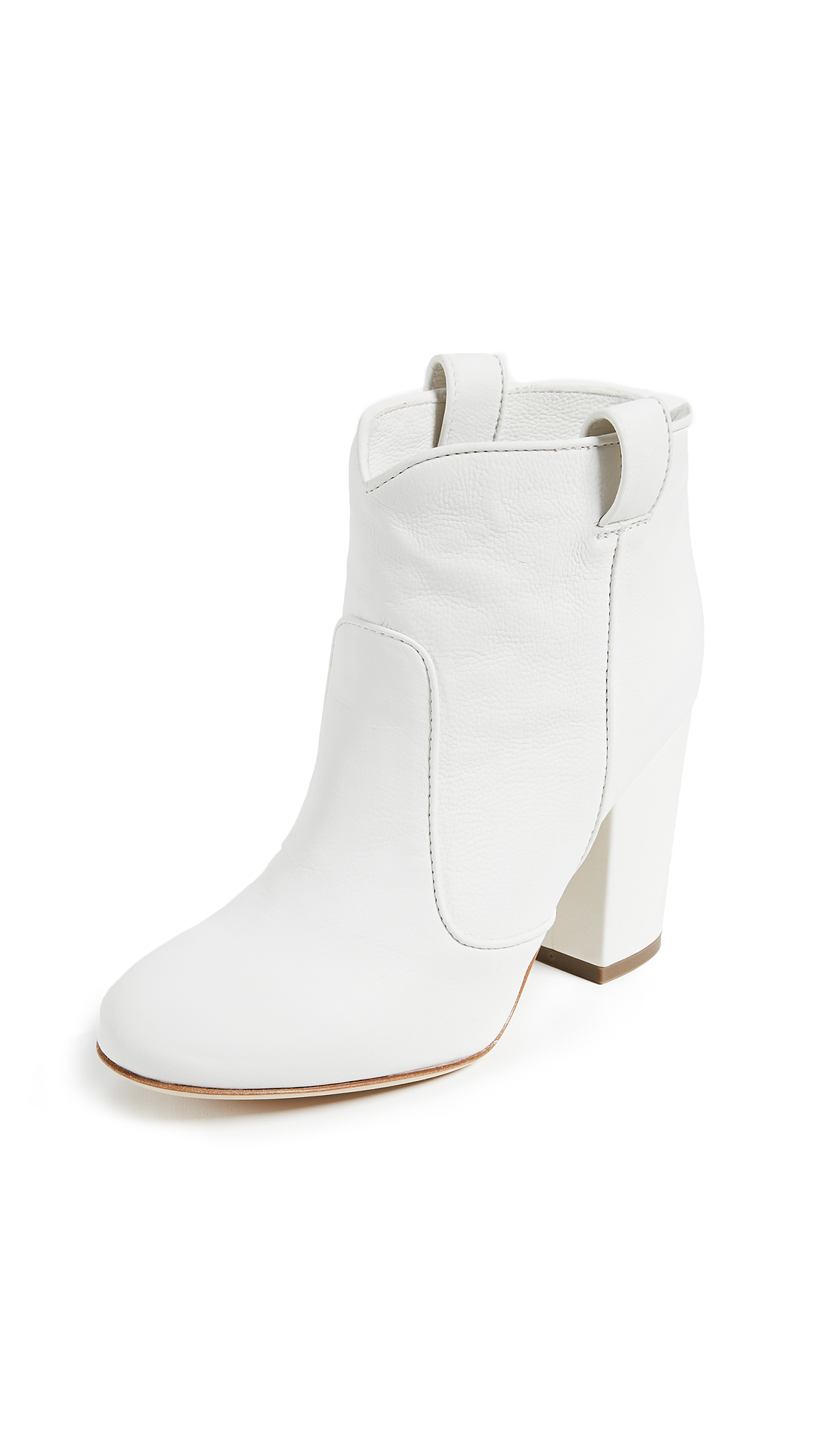 Laurence Dacade Pete Booties - Off White