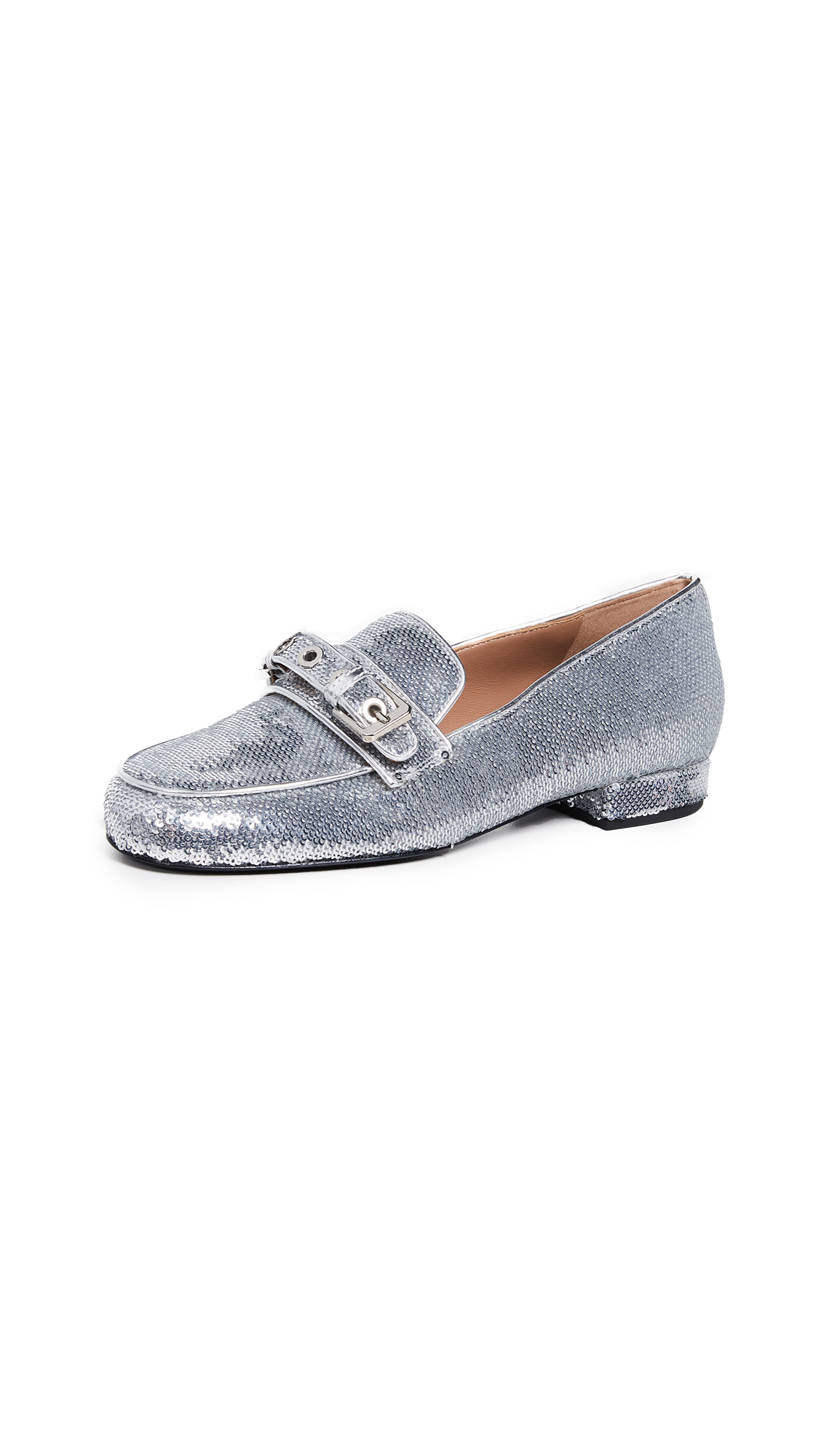 Laurence Dacade Rufus Loafers - Silver