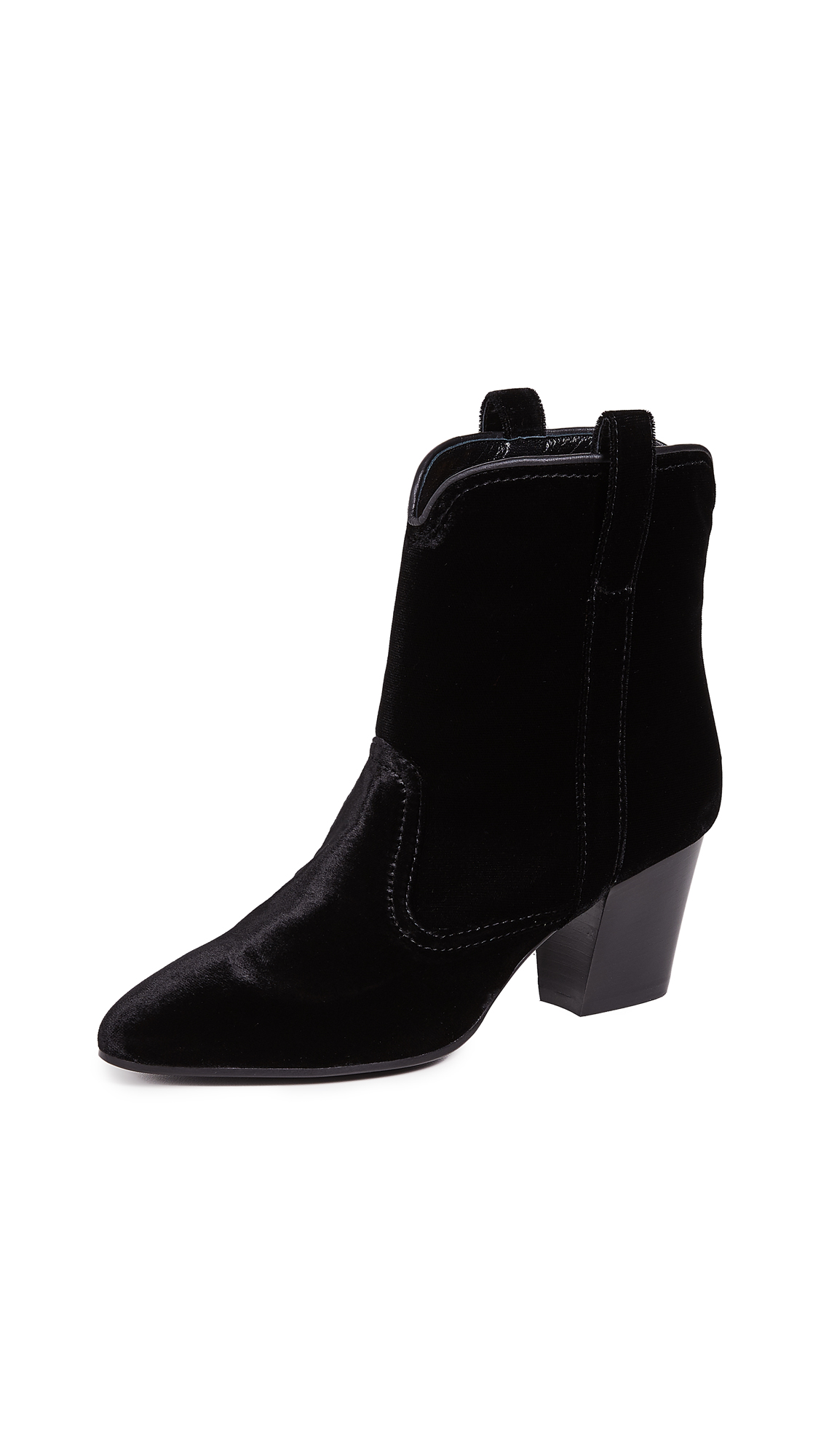Laurence Dacade Sheryll Boots - Black