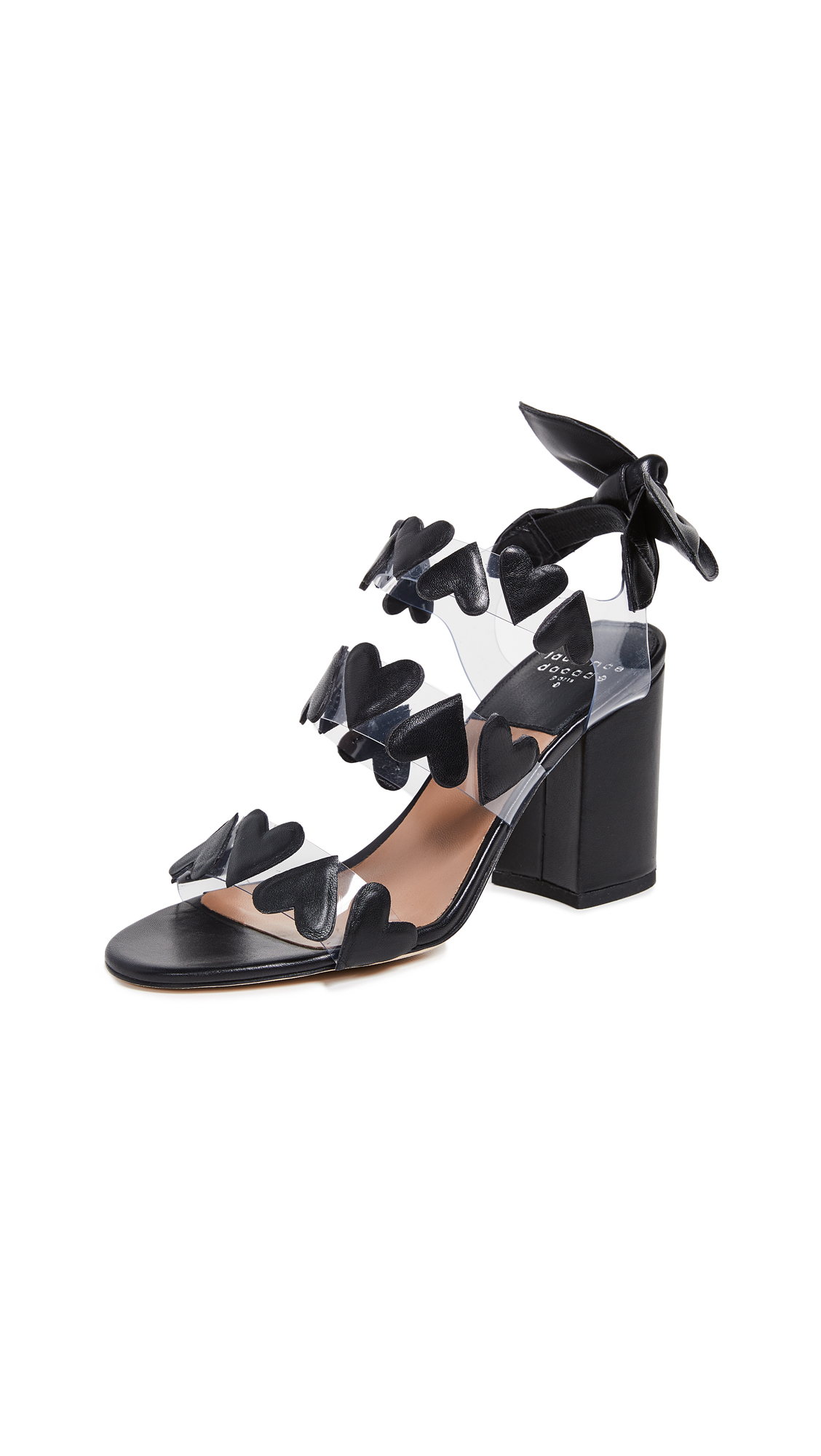 Laurence Dacade Tamara Sandals - Black