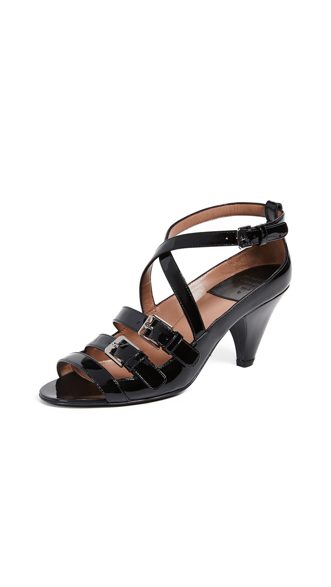 Laurence Dacade Teodora Heels - Black