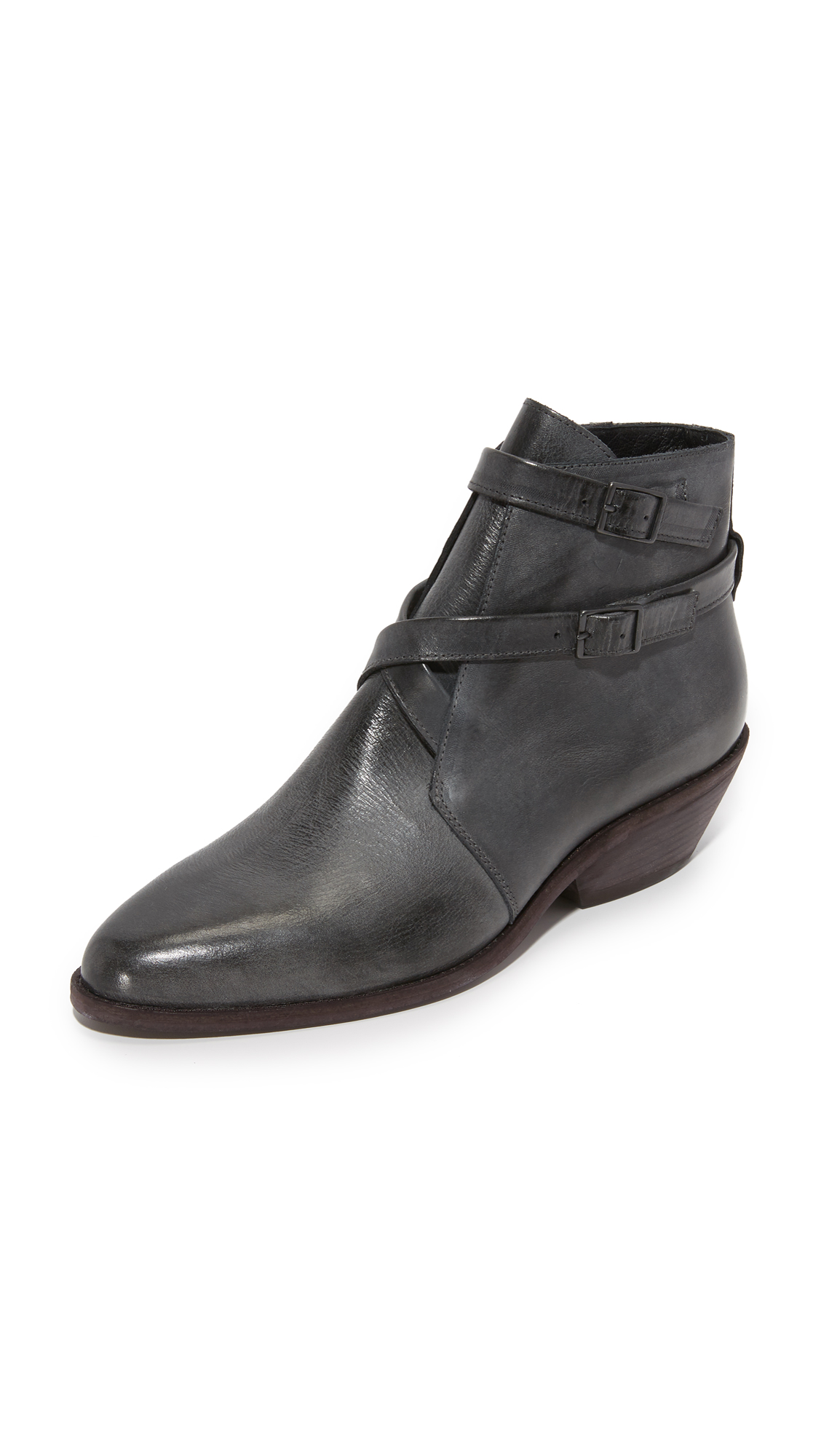Ld Tuttle Expanse Booties - Graphite