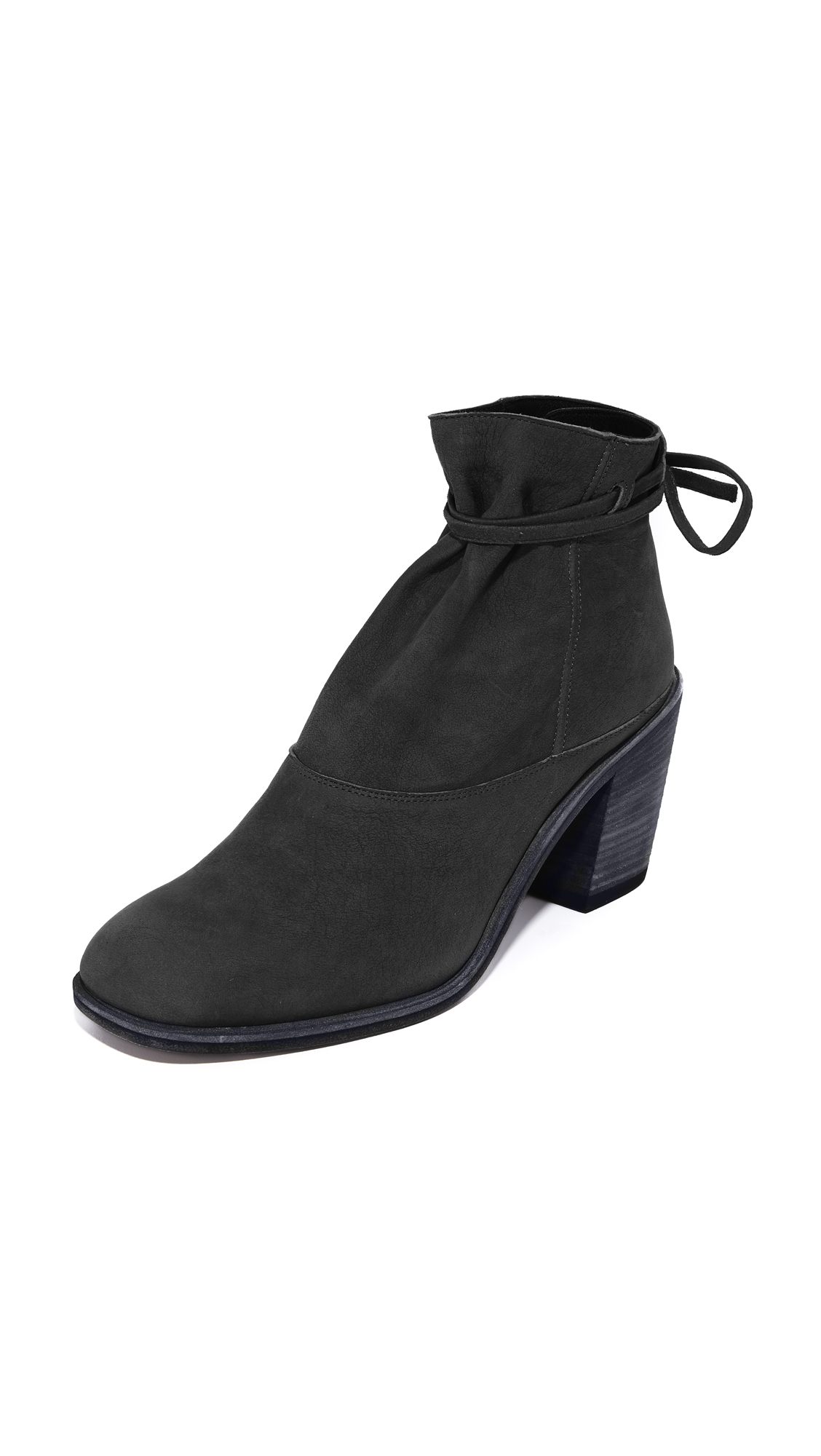 Ld Tuttle The Vow Booties - Black
