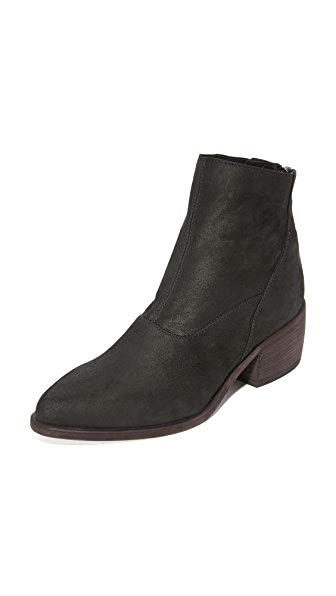 LD Tuttle The Door Booties - Black