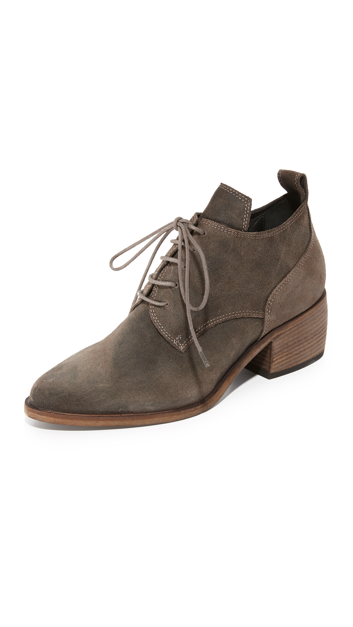 Ld Tuttle The Path Oxford Booties - Grease