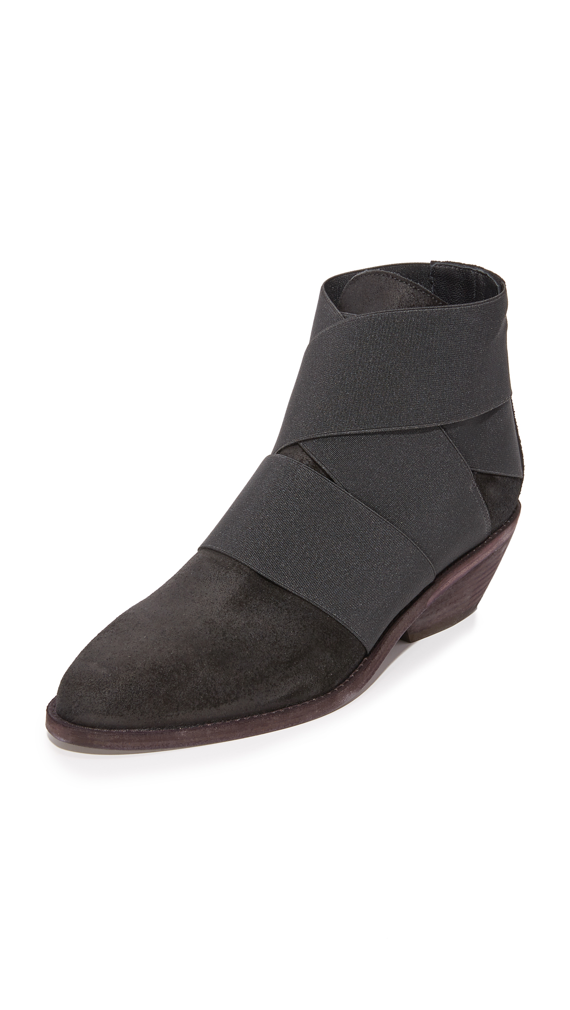 Ld Tuttle The Smoke Booties - Black
