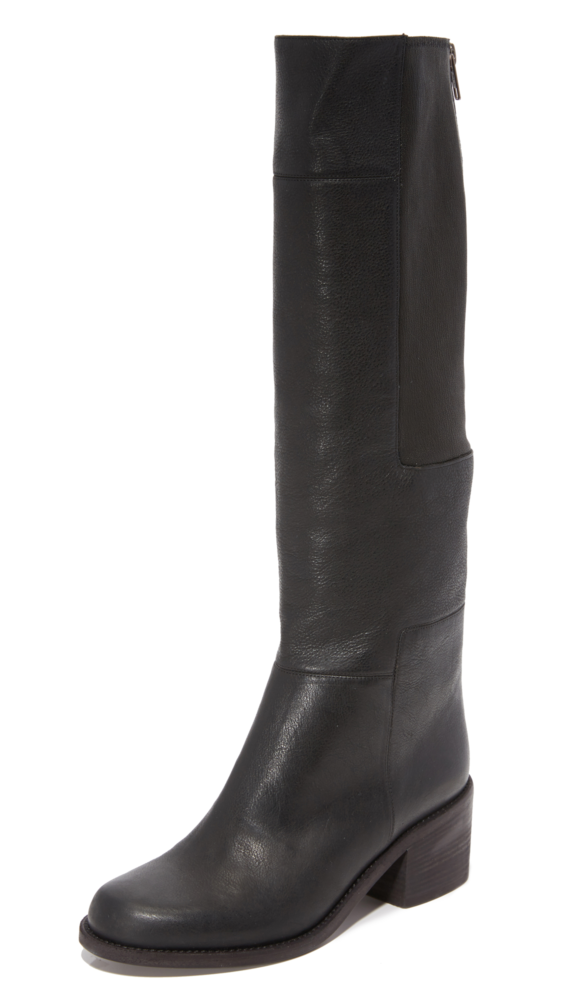 Ld Tuttle The Lost Boot - Black