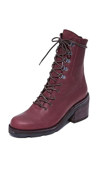 LD Tuttle The Below Lug Sole Combat Boots