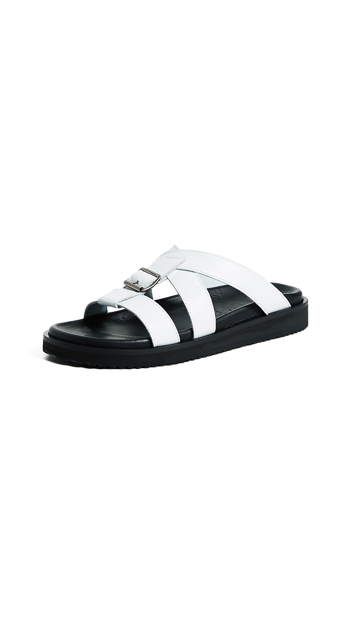 LD Tuttle The Unit Sandals - Talc