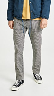 Lee Carpenter Workwear Jeans in Tinted Railroad