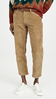 Lee Khaki Corduroy Pants