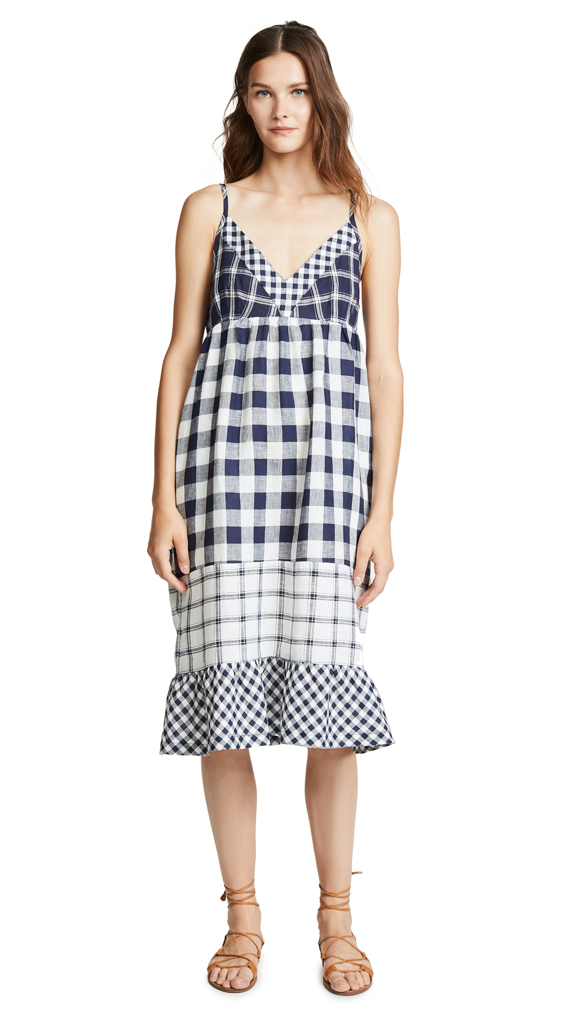 LEE MATHEWS NELLIE TUNIC DRESS