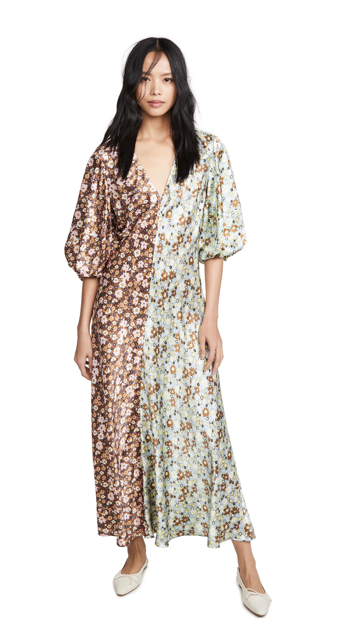 Buy Lee Mathews Zoe Puff Sleeve Dress online beautiful Lee Mathews Clothing, Dresses