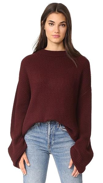 Le Kasha Ribbed Cashmere Sweater