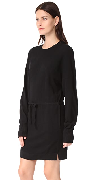 Le Kasha Cashmere Sweater Dress