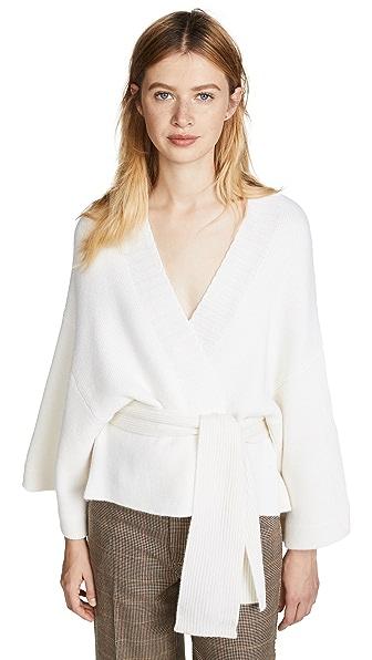 Le Kasha Iwikara Cashmere Kimono at Shopbop