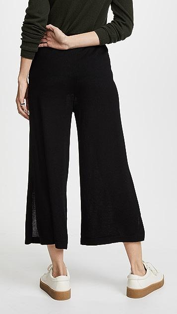 Le Kasha Thane Cashmere Pants