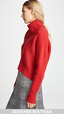 6b5f248da8b Le Kasha. Etretate Cashmere Turtleneck Sweater