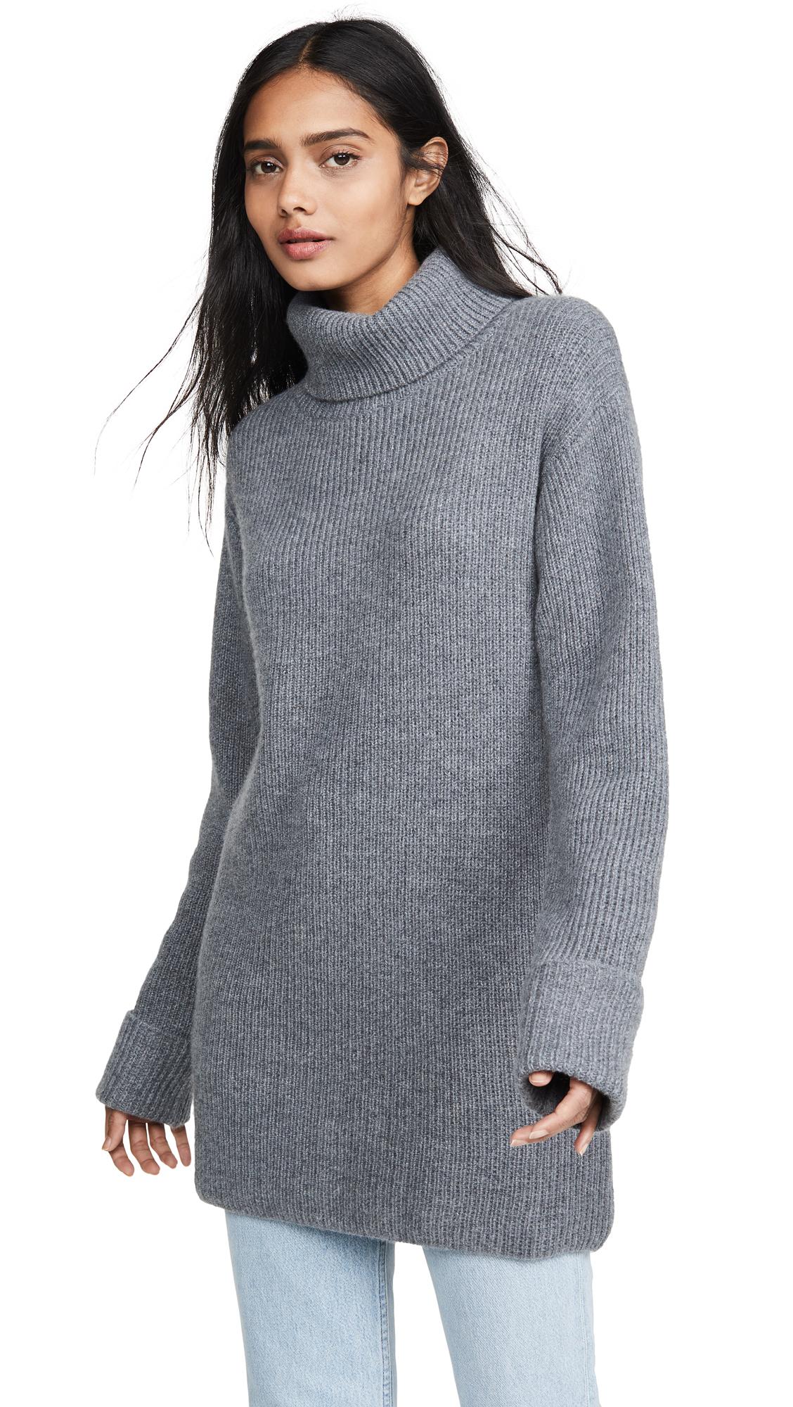 Buy Le Kasha online - photo of Le Kasha Arles Oversized Cashmere Sweater